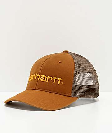 Carhartt Dunmore Walnut Trucker Hat