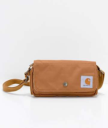 Carhartt Essentials Brown Sling Bag