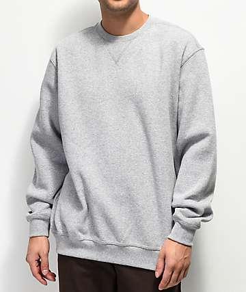 Carhartt Grey Crewneck Sweatshirt