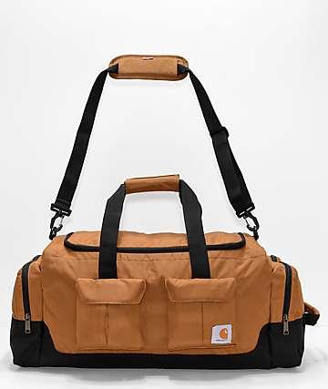 Carhartt Legacy Brown Duffel Bag