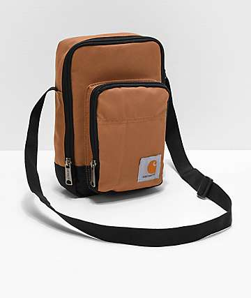 Carhartt Legacy Brown Shoulder Bag