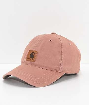 Carhartt Odessa Burlwood Strapback Hat