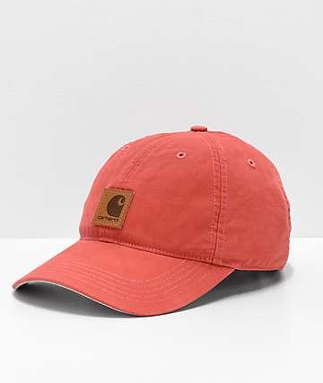 Carhartt Odessa Cranberry Strapback Hat