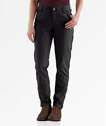 Carhartt Original Fit Smithville Black Pants