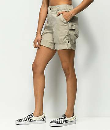 Carhartt Original Fit Smithville Tan Shorts
