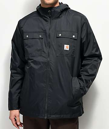 Carhartt Rockford Black Jacket
