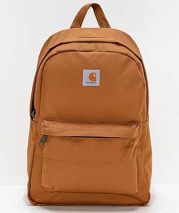 Carhartt Trade Brown Backpack