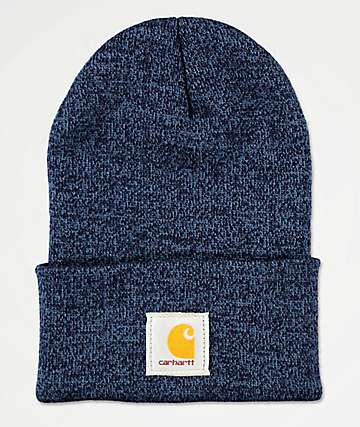 Carhartt Watch Dark Blue Beanie