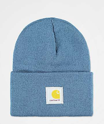 Carhartt Watch Dark Blue Cuff Beanie