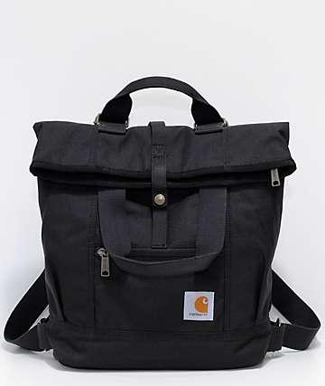 Carhartt mochila tote  híbrida en negro
