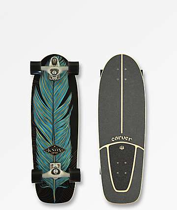 "Carver Knox Quill 31.25"" Cruiser Complete"