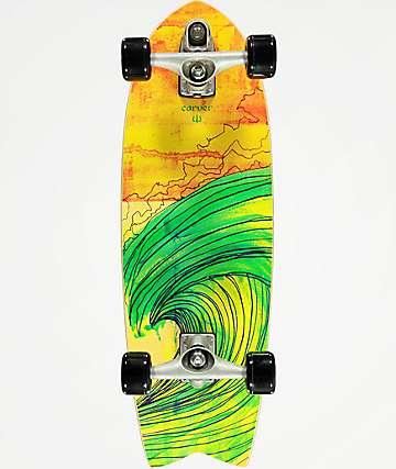 "Carver Swallow 29"" Cruiser Skateboard Complete"