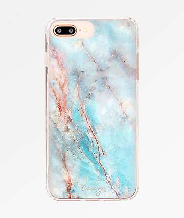 Casery Frosty Marble 8, 7, 6S Plus Phone Case
