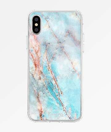 Casery Frosty Marble XR Phone Case