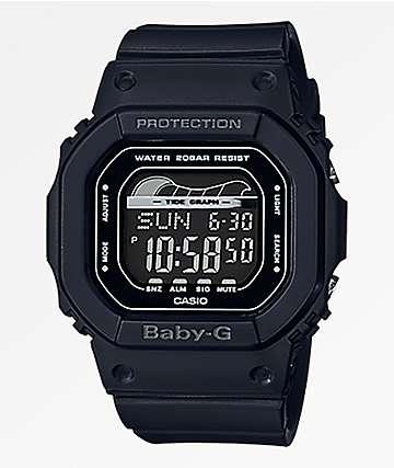 Casio BLX100 Baby-G All Black Digital Watch