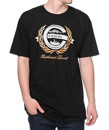 Casual Industrees C Filigree camiseta
