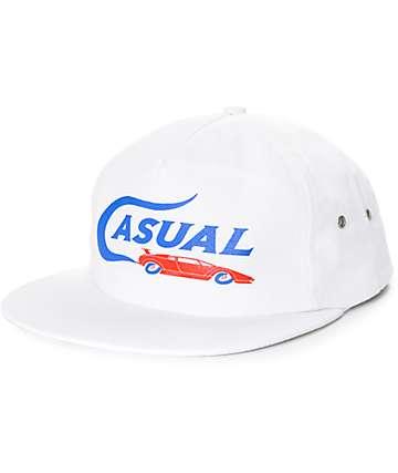 Casual Industrees Lambo Text Snapback Hat