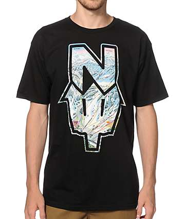 Casual Industrees N Dub Stevens Black T-Shirt