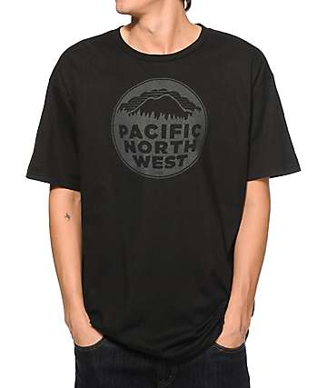 Casual Industrees PNW camiseta