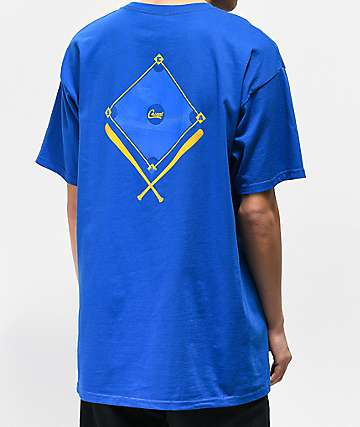 Casual Industrees SEA Diamond Blue T-Shirt