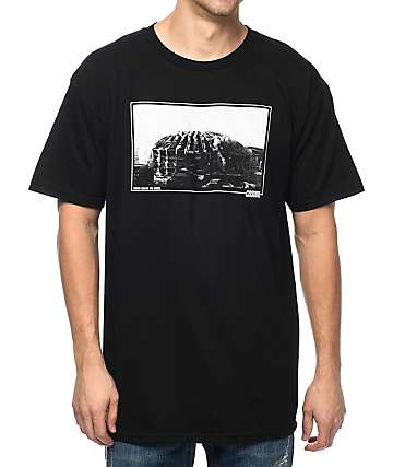 Casual Industrees Sea Dome Black T-Shirt