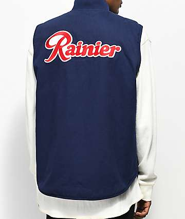 Casual Industrees x Rainier R Vest