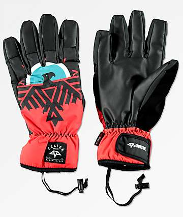 Celtek Ace Under Glove Bjorn Snowboard Gloves