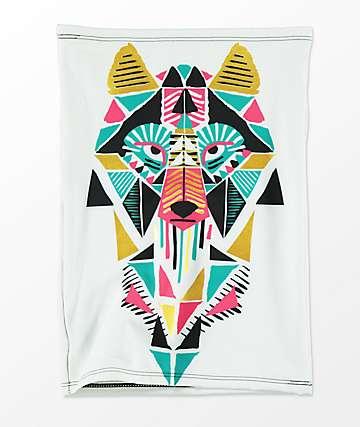 Celtek Hadley Lightweight Aztec Wolf Facemask