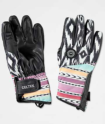 Celtek Maya Under Glove Loom Snowboard Gloves