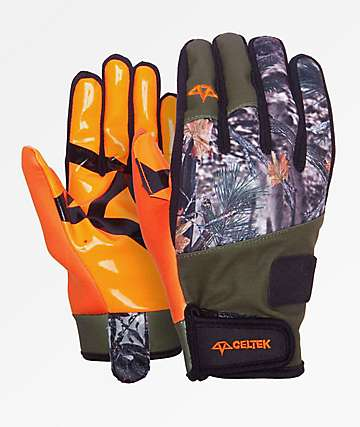 Celtek Misty Camo Snowboard Gloves