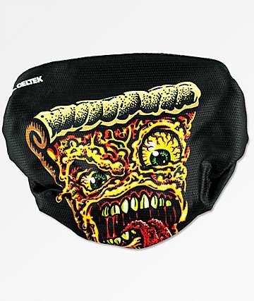 Celtek Scribble Pizza Facemask