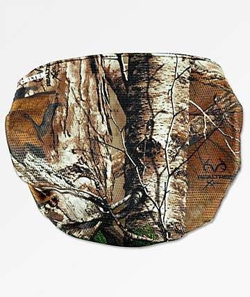 Celtek Scribble RealTree Camo Facemask