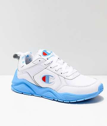 b98a81614ce Champion 93 Eighteen Big C Active Blue Dip Shoes