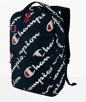 Champion Advocate Navy Backpack