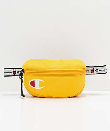 Champion Attribute 2.0 Gold Fanny Pack