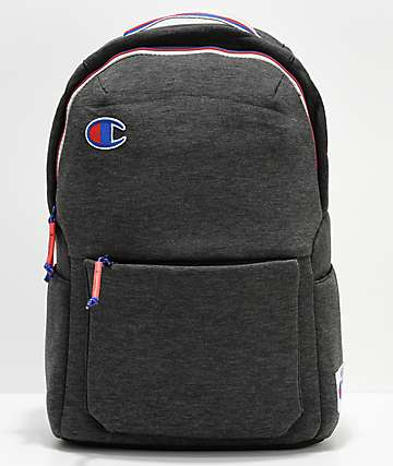Champion Attribute Grey Backpack