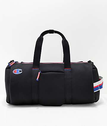 Champion Attribute bolso de viaje negro