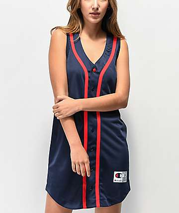 Champion Baseball Indigo Blue Dress