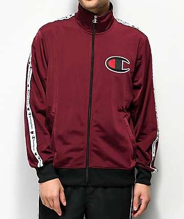 Champion Berry Track Jacket