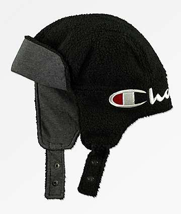 Champion Black & Grey Hunters Hat