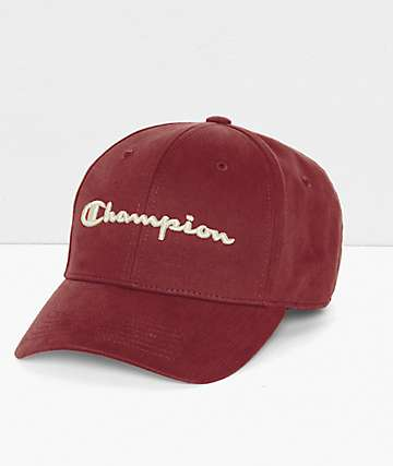 Champion Classic Cherry Pie Twill Strapback Hat