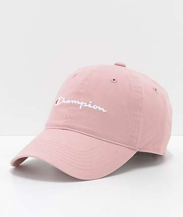 Champion Dream Pink Strapback Hat