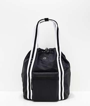 Champion Free-Form mochila tote en negro