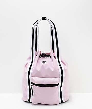 Champion Free-Form mochila tote en rosa