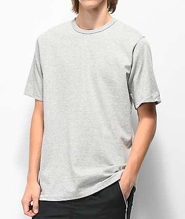 Champion Heritage Oxford camiseta gris