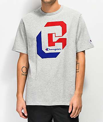 Champion Heritage Shadow Grey T-Shirt