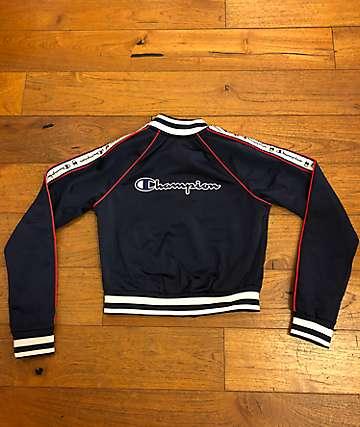 Champion Imperial Indigo Track Jacket