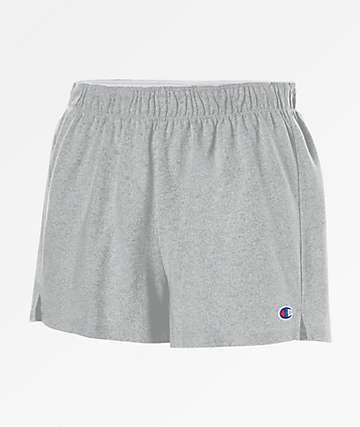 Champion Oxford Grey Practice Shorts