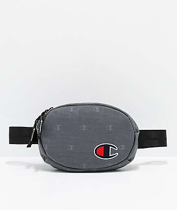 Champion Prime Dark Grey Fanny Pack