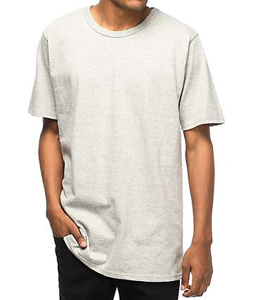 Champion Reverse Weave Heather Grey T-Shirt